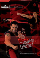 RADICAL FITNESS(ラディカルフィットネス) CD・DVD FIGHT DO DVD 「FIGHT DO HOME EDITION」 ★国内発送★