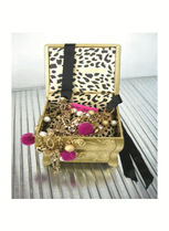 BETSEY JOHNSON Multi Row Pinkネックレス★SF買付け限定1個