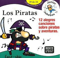 CD スペイン語童謡♪Spanish Songs-Los Piratas