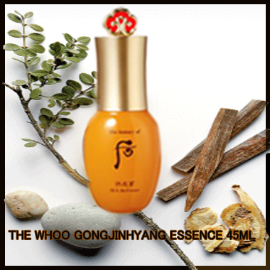 韓方化粧水The Whoo Gongjinhyang エッセンス Essence45ml