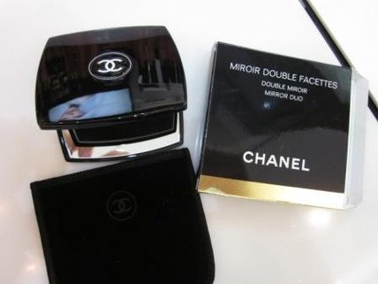 CHANEL メイク小物その他 追跡付き☆レア♪CHANELコンパクトダブルミラー