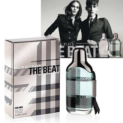 【Burberry】THE BEAT FOR MEN EDT 100ml