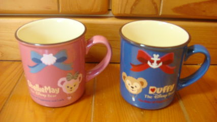 * Duffy and shelliemay tumbler pair