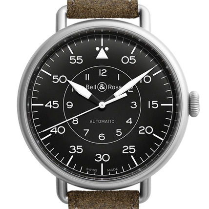 Bell and Ross Military BRWW192-MIL/SCA