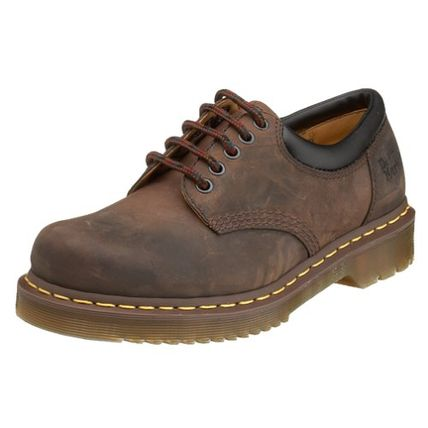 Dr. Martensドクターマーチン 5 Eye Padded Collar Oxford