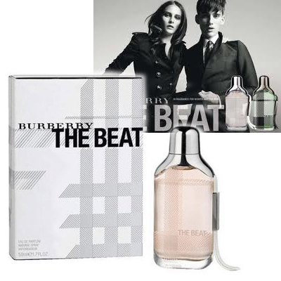 【BURBERRY】THE BEAT ザ ビートEDT SP 75ml (for Women)