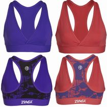 S/M/L☆ZUMBA・ズンバ☆Pretty In Print V-Bra Top