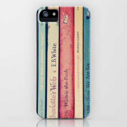 Society6 iPhone・スマホケース Society6 iPhone5用 Childhood memories メモリーズ