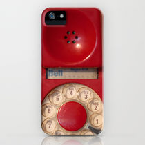 Society6 iPhone5用 Hotline ホットライン