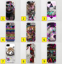 Society6 iPhone5用 大人気アーティスト特集☆ by Kris Tate