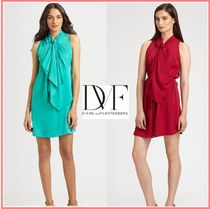 セール☆ダイアン DVF Morana Tie Dress
