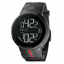 ★人気モデル★I-Gucci 114 Mens Digital Watch YA114207