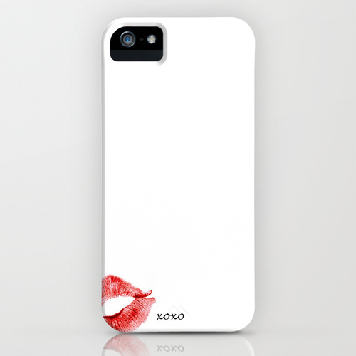Society6 iPhone5用 XOXO ケース