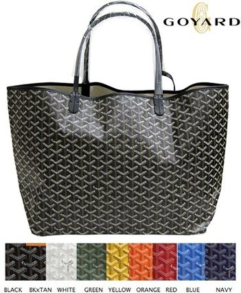 GOYARD Saint Louis PM St. Louis black