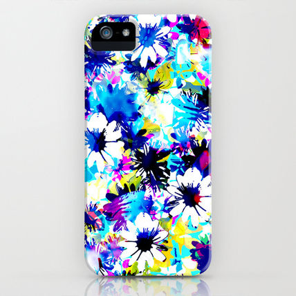 Society6 iPhone・スマホケース Society6 iPhone4/4S,5用 Floral 2 by Aimee St Hill