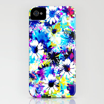 Society6 iPhone・スマホケース Society6 iPhone4/4S,5用 Floral 2 by Aimee St Hill(3)