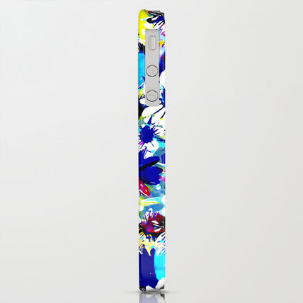Society6 iPhone・スマホケース Society6 iPhone4/4S,5用 Floral 2 by Aimee St Hill(4)