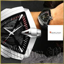 【GQ2月号掲載】Hamilton Ventura XXL Men's Watch H24655331