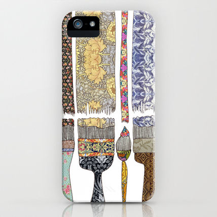 Society6 iPhone・スマホケース Society6 iPhone4/4S,5用 color your life by Bianca Green