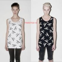 国内発送★Boy London★ユニセックス!Boy London Repeat Vest