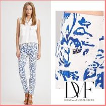 トレンドアイテム♪セール☆DVF LOVES Current Elliott skinny