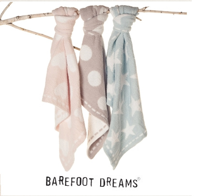 Barefoot Dreams★CozyChic Dream Receiving Blanket