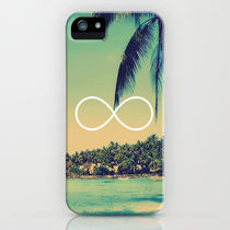Society6 iPhone4/4S,5用 Forever Summer Vintage Beach