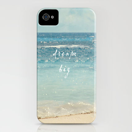 Society6 iPhone・スマホケース Society6 iPhone4/4S,5用 dream big by Sylvia Cook Photography(3)