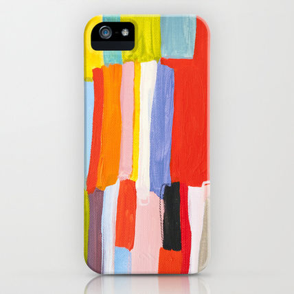 Society6 iPhone・スマホケース Society6 iPhone4/4S,5用 Library by Emily Rickard