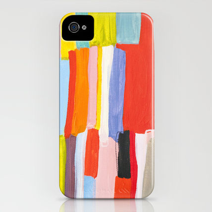 Society6 iPhone・スマホケース Society6 iPhone4/4S,5用 Library by Emily Rickard(3)