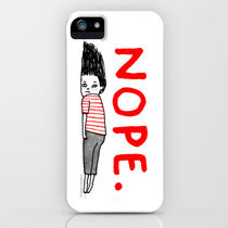 Society6 iPhone4/4S,5用 That January Feeling