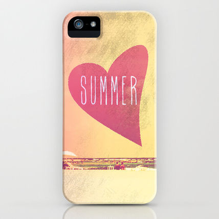 Society6 iPhone・スマホケース Society6 iPhone4/4S,5用 Summer Love by MN Art