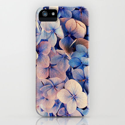 Society6 iPhone・スマホケース Society6 iPhone4/4S,5用 Blue Dreams by Msimioni