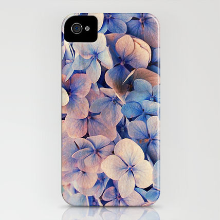 Society6 iPhone・スマホケース Society6 iPhone4/4S,5用 Blue Dreams by Msimioni(3)
