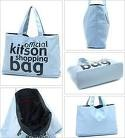 kitson トートバッグ 100% 正規品☆KITSON【キットソン】 ショッピングバッグ (3)