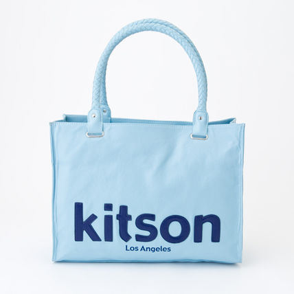 kitson トートバッグ 100% 正規品SALE ☆KITSON(キットソン)ショッピングバッグ