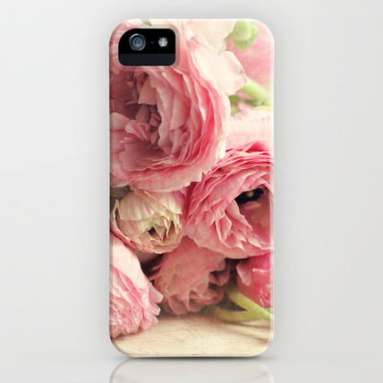 Society6 iPhone・スマホケース Society6 iPhone4/4S,5用 the first bouquet