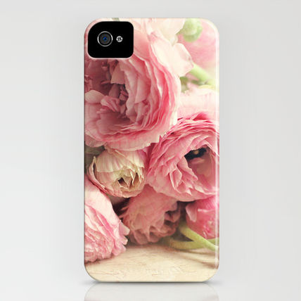 Society6 iPhone・スマホケース Society6 iPhone4/4S,5用 the first bouquet(3)