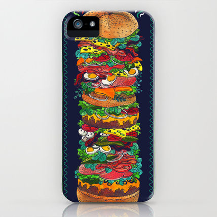 Society6 iPhone・スマホケース Society6 iPhone4/4S,5用 Grandwich by Valeriya Volkova
