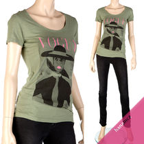 Brokedown(ブロークダウン ) Tシャツ・カットソー SALE 在庫所持★即納・関税負担★Brokedown Vogue Tee Olive