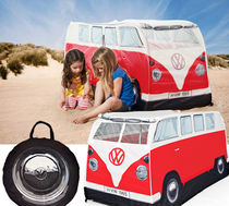 ☆CLASSIC RED VW CAMPER PLAY TENT☆ワーゲン キッズ用 テント