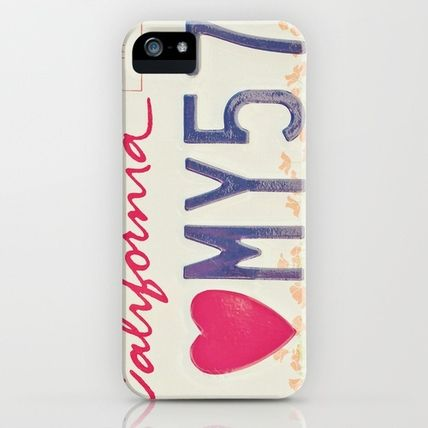 Society6 iPhone・スマホケース Society6 Hello Love by JoyHey