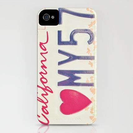 Society6 iPhone・スマホケース Society6 Hello Love by JoyHey(3)