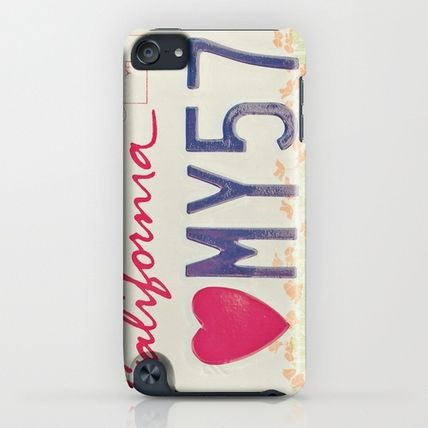 Society6 iPhone・スマホケース Society6 Hello Love by JoyHey(4)