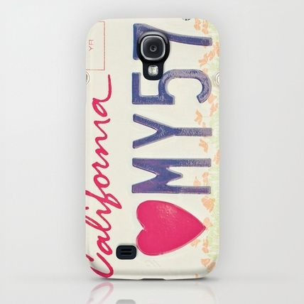 Society6 iPhone・スマホケース Society6 Hello Love by JoyHey(5)