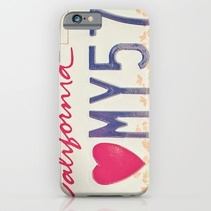 Society6 iPhone・スマホケース Society6 Hello Love by JoyHey(6)