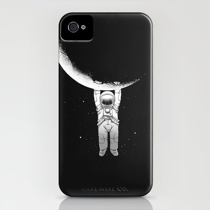 Society6 iPhone・スマホケース Society6 Help! by Carbine(3)