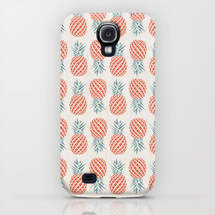 Society6 iPhone・スマホケース Society6 Pineapple by Basilique(5)
