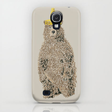 Society6 iPhone・スマホケース Society6 Honey Bear by Danielle Podeszek(5)
