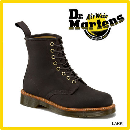 (最短翌日着)Dr.Martens LARK / R14023201 DARK BROWN